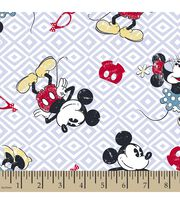Disney® Mickey and Minnie Mouse Print Fabric, , hi-res