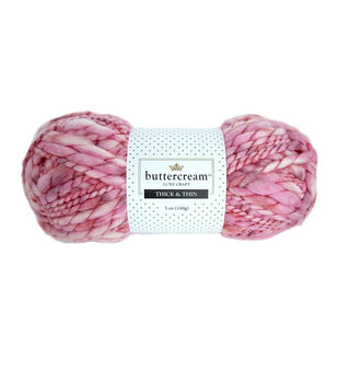 Buttercream™ Collection Thick & Thin Yarn