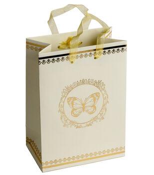 Jolee's Boutique Parisian Elegant 5x7 Gift Bag-Small