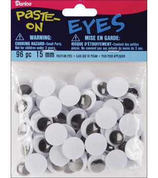 Glue on Wiggle Eyes
