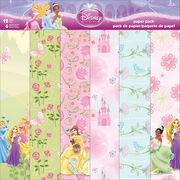 "Sandylion Disney Princess Paper Pack 12""x12"", , hi-res"