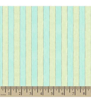 Nursery Fabric-Susan Winget Big Top Tent Stripe Cotton