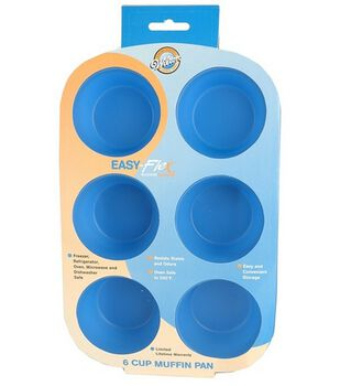 Wilton® Easy-Flex Silicone Muffin