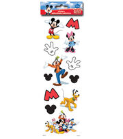 Mickey and Friends Embossed Foam Stickers, , hi-res