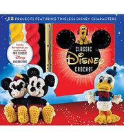 Classic Disney Crochet Kit, , hi-res
