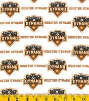 Houston Dynamo MLS Cotton Fabric, , hi-res