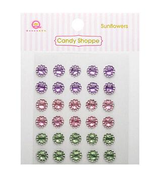 Sunflower Gemstones-Girl
