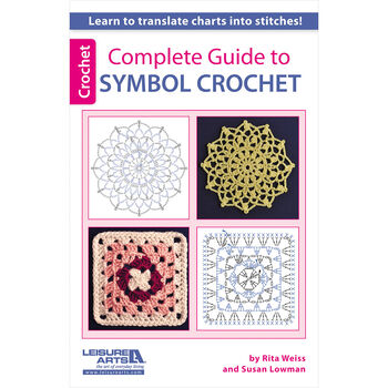 Symbol Crochet Stitch Guide