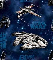 Star Wars Ships Cotton Fabric, , hi-res