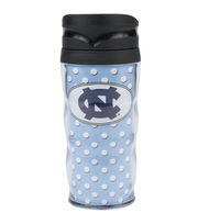 University of North Carolina NCAA Polka Dot Travel Mug, , hi-res