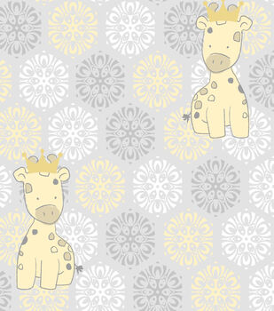 Nursery fabric find baby fabric for the nursery jo ann for Nursery print fabric