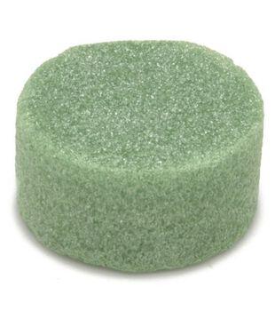 "Styrofoam 3-7/8""x1-15/16"" Disc Arranger-1PK/Green"