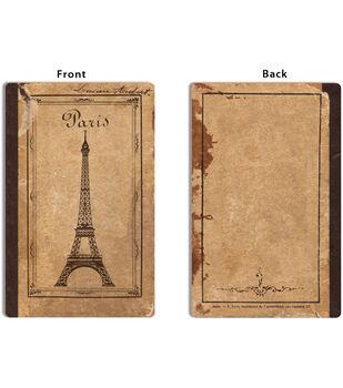 7 Gypsies 3-1/2''x5-1/2'' Book Covers-2PK/Paris