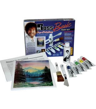 Bob Ross Basic Paint Set