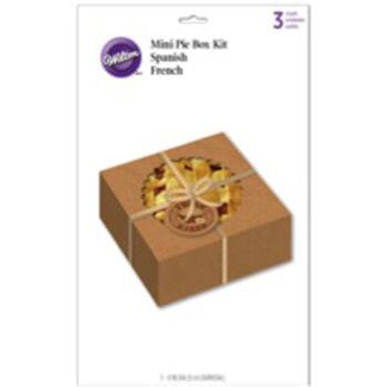Mini Pie Box Gifting Kit-Autumn