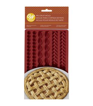 Wilton® Silicone Pie Crust Mold