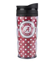 University of Alabama NCAA Polka Dot Travel Mug, , hi-res