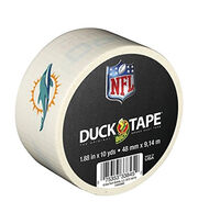 Duck NFL Logo Tape Miami Dolphins, , hi-res