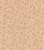 Keepsake Calico™ Cotton Fabric-Tan Vine , , hi-res