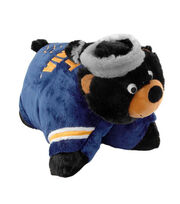 West Virginia University NCAA Pillow Pet, , hi-res