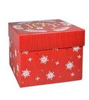 Maker's Holiday Large Square Box-Joy Peace, , hi-res