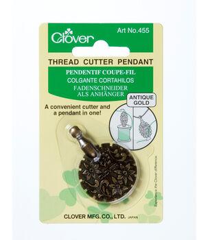 Clover® Thread Cutter Pendant