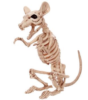 The Boneyard Rat Skeleton