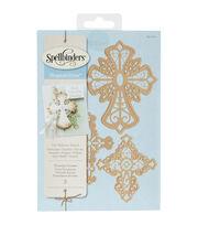 Spellbinders® Shapeabilities Dies-Victorian Crosses, , hi-res