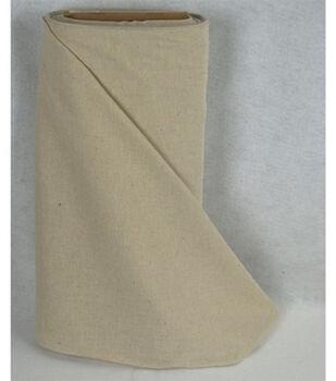Roc-Lon Unbleached Osnaburg Fabric Natural