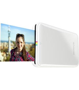 Polaroid Snap Zip Mobile Printer-White