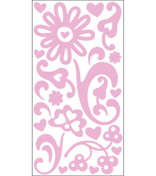Basic Grey Varnish Stickers-Sugar Rush