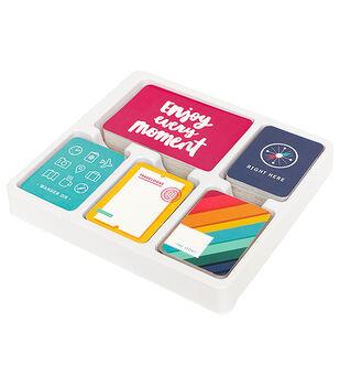 Project Life Core Kit-Wander Cards 616/Pkg