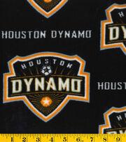 Houston Dynamo MLS Fleece Fabric, , hi-res