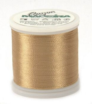 Madeira® Rayon Thread Refills--Tans/Browns
