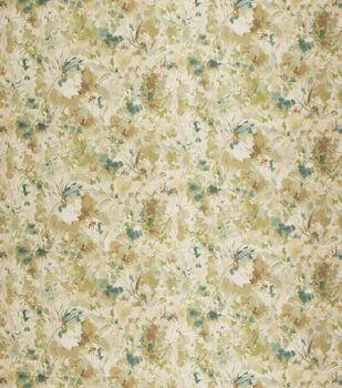Smc Designs Upholstery Fabric-Mystic/Greenmist