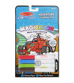 Melissa & Doug On The Go Magicolor-Games & Adventure