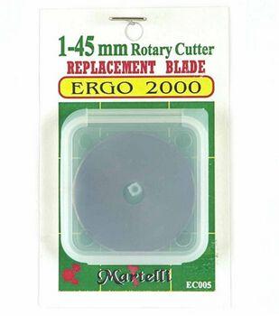 Ergo 2000 Rotary Cutter 45mm Replace Blade 1/pkg