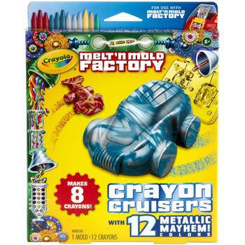 Crayon Cr -melt 'n Mold Kit