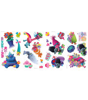Trolls Movie Peel & Stick Wall Decals, , hi-res