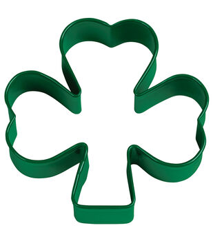 "Metal Cookie Cutter 3""-Shamrock"