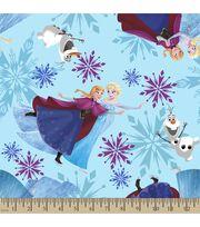 Disney® Frozen Print Fabric-Ice Skating, , hi-res