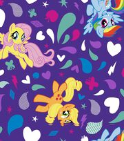 My Little Pony With Icons Cotton, , hi-res