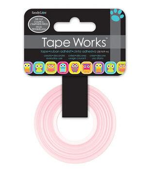 Tape Works Diecut Tape