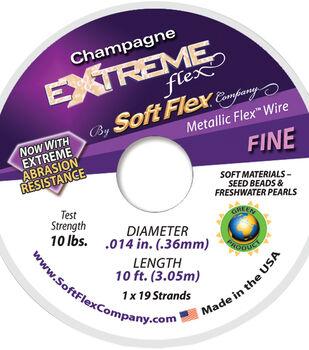 """Soft Flex® .014""""x10' Extreme 19-Strand Flex Wire"""