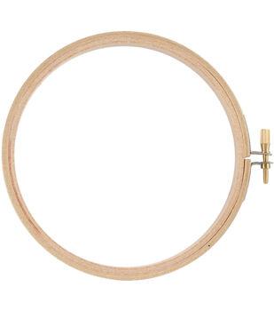 """Wood Hoop 5"""""""
