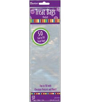 "3""x10"" Treat Bags-50PK/Clear"