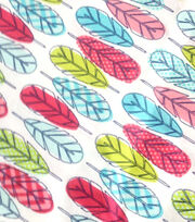 Keepsake Calico™  Cotton Fabric-Feathers Multi, , hi-res
