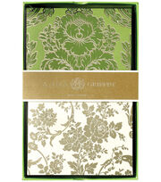 Anna Griffin Green 24 Count Note Cards, , hi-res