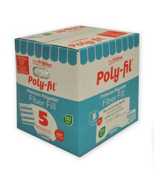 Fiberfill Polyester Filling Cushion Filler Jo Ann