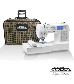 Brother LB6800PRW Sewing And Embroidery Machine